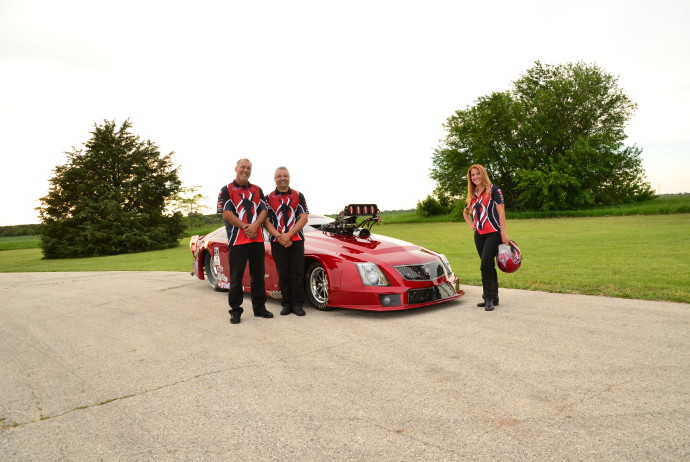 Dina Parise Racing Team