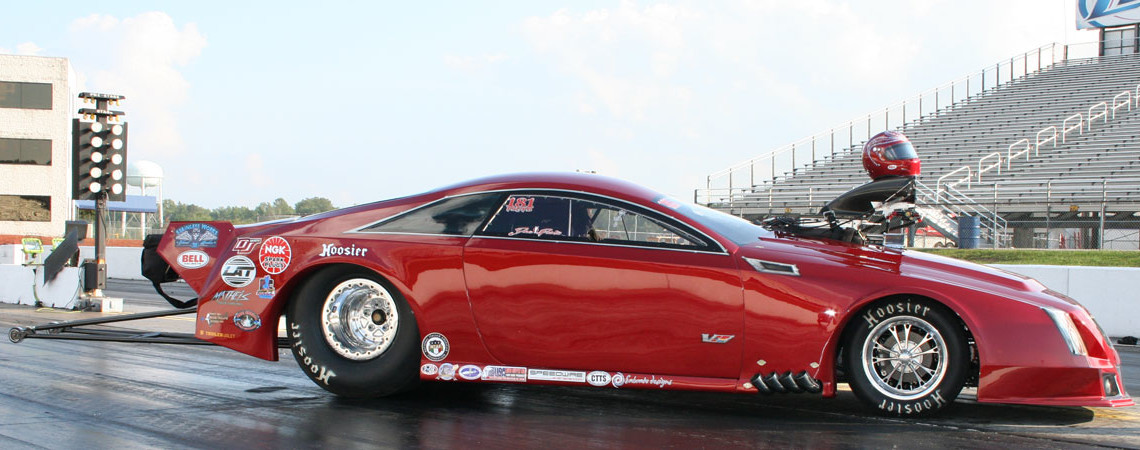 More about our Cadillac CTS-V Pro Mod
