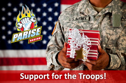 SUPPORT OUR TROOPS and PAY IT FORWARD!