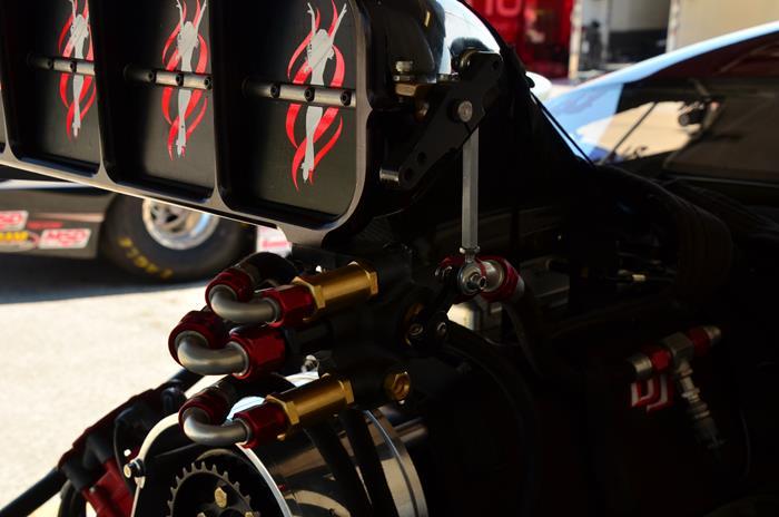 Cordova-IHRA-Summer Nationals-NitroJam-Dina Parise Racing - Pro Mod-May 2015 (11)