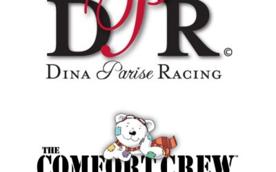 Dina Parise joins forces with Comfort Crew for Military Kids