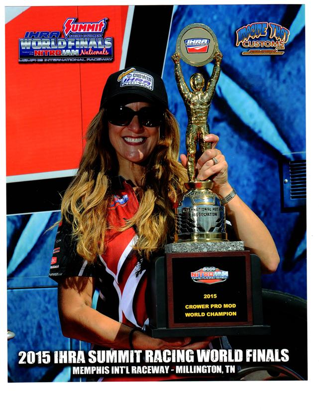 IHRA Finals at Memphis – Oct 2015