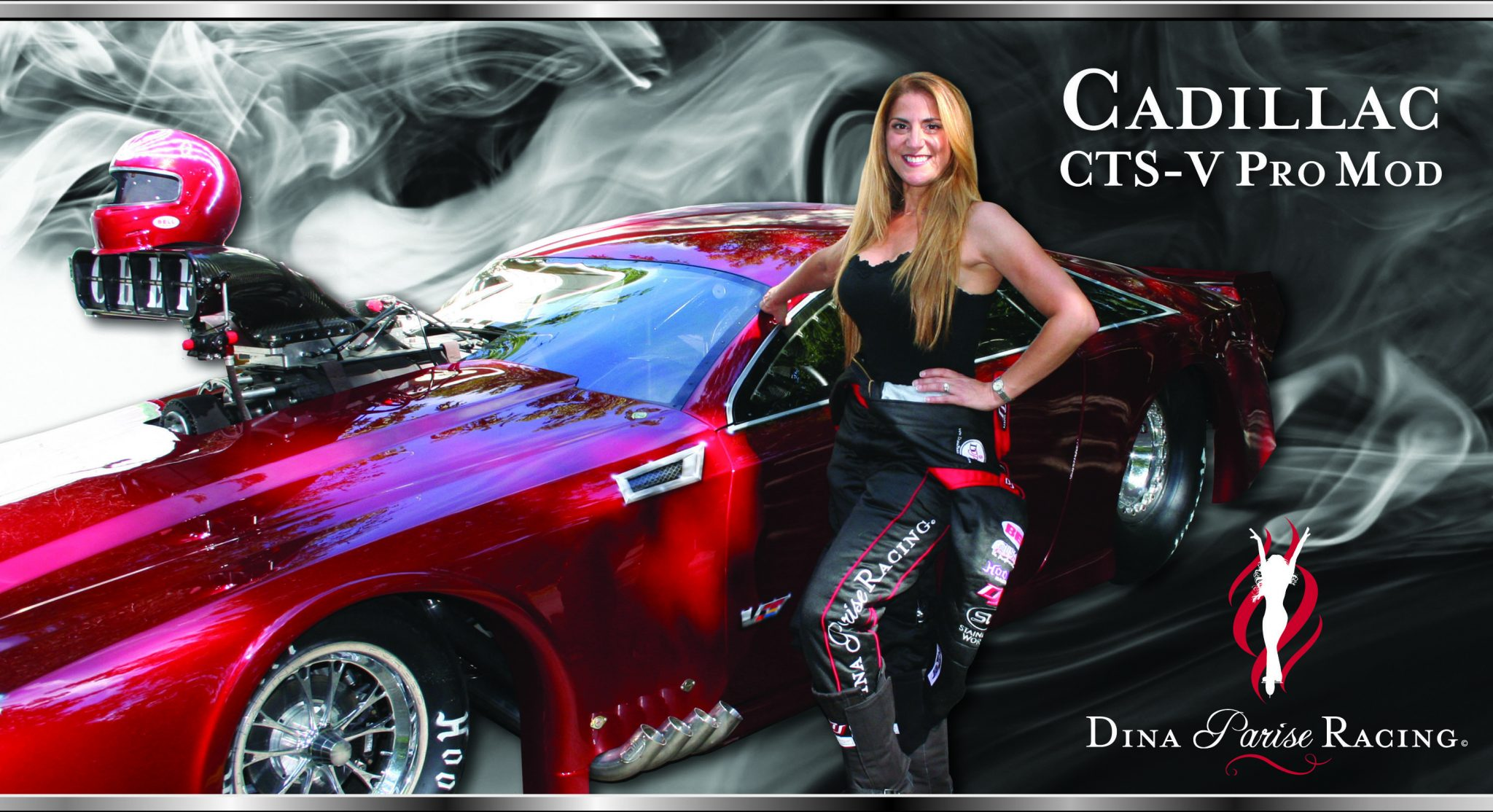 Dina Parise Racing headed to the Nassau County Cruise to the Show!
