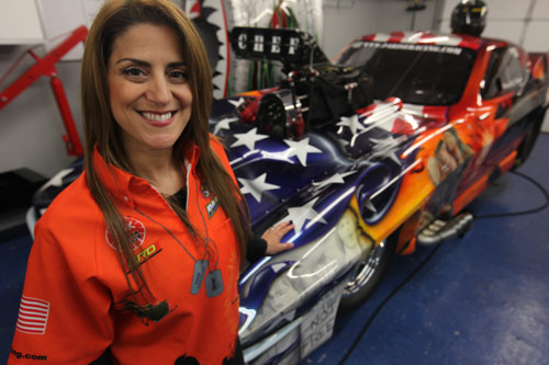 Fortune 52: Dina Parise Co-Owner/Driver, Parise Racing By Beverly Fortune