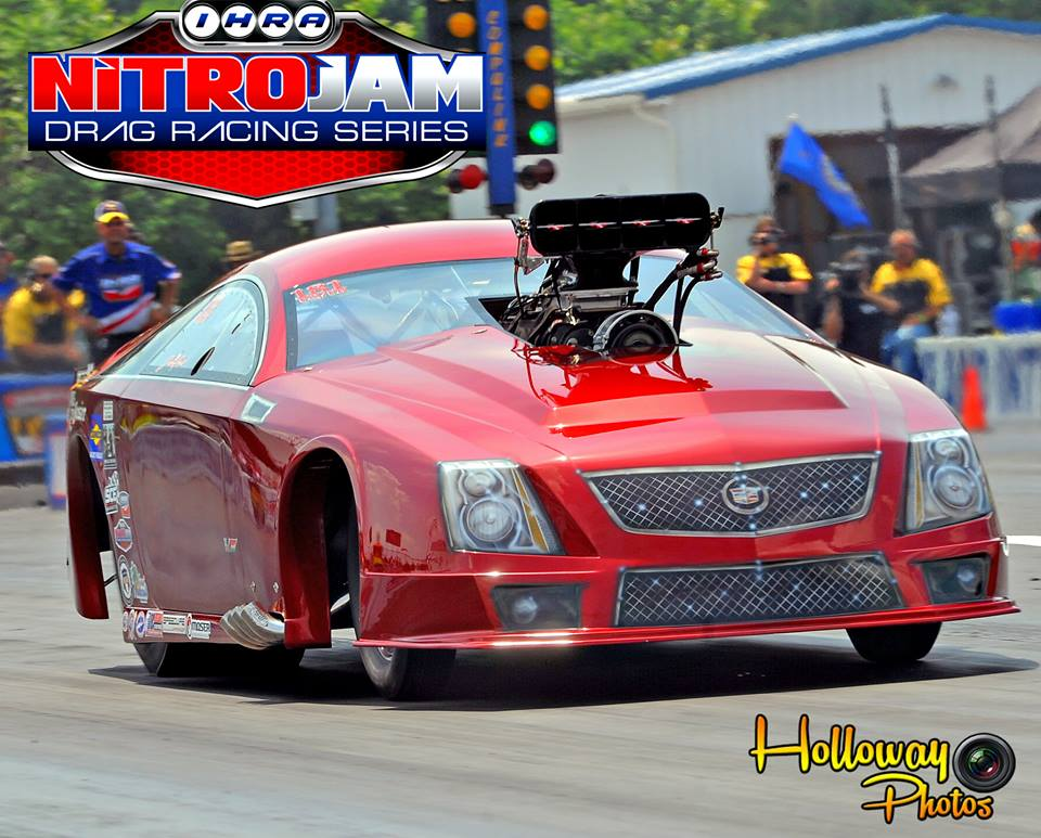 Dina Parise leaves IHRA Presidents Cup on a High Note