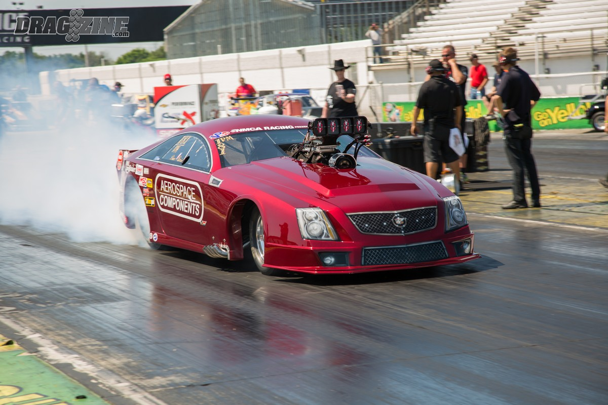 Dina Parise Racing NMCA All American Nationals Recap