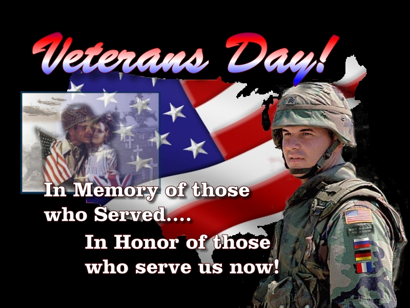 Veterans Day- Salute the Sacrifice not the Sales Tactics