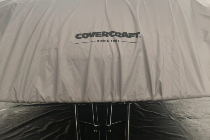 Protecting Stella with Covercraft